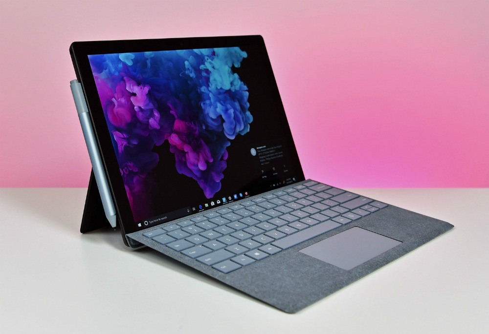 Планшет Microsoft Surface Pro 6 i5 8Gb 256Gb (Platinum)