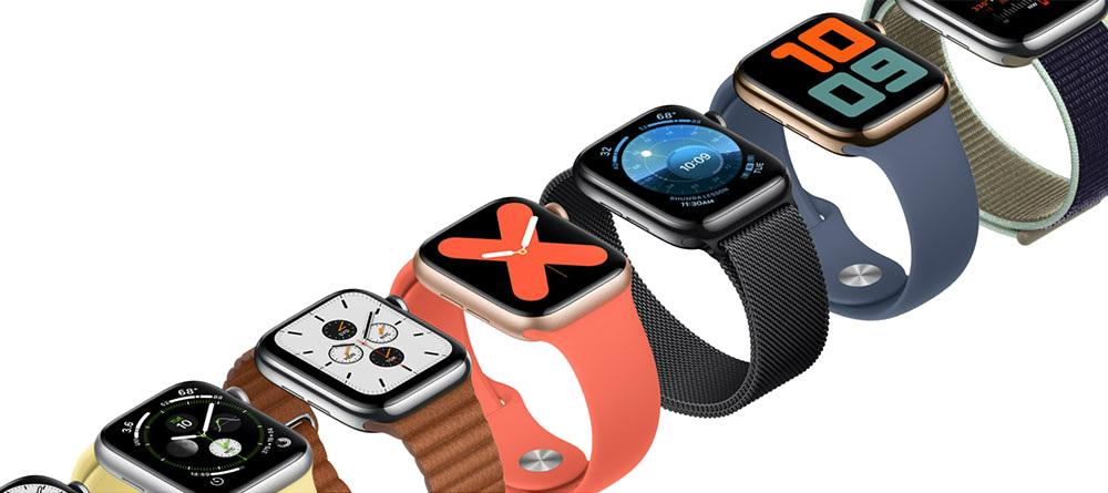 Apple Watch Series 5 Cellular Steel