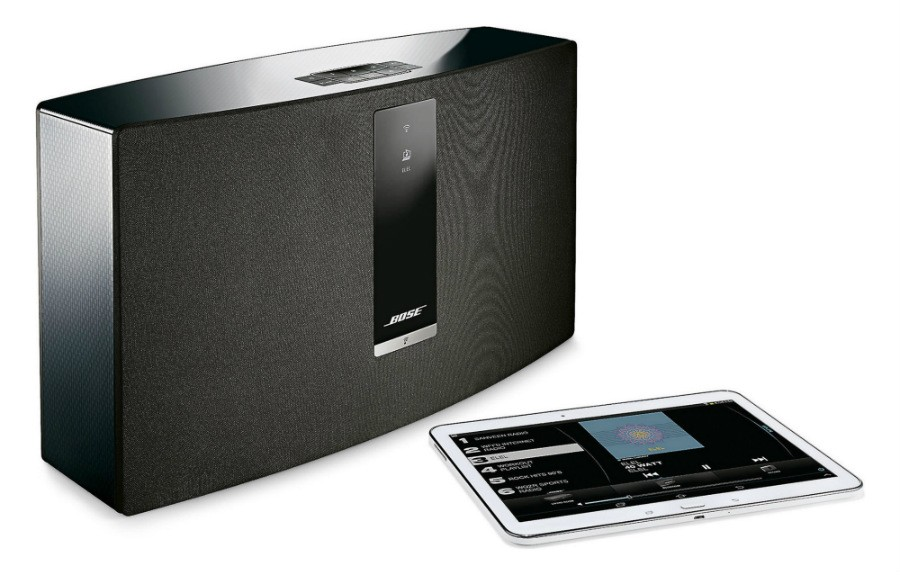 Bose soundtouch ceiling speakers car dvr camera front and rear