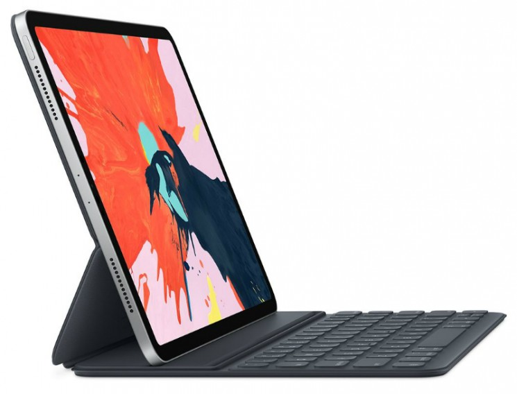 "Клавиатура Apple Smart Keyboard Folio iPad Pro 11"" Black Smart MU8G2"