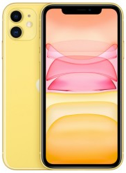 Apple iPhone 11 64Gb Yellow (Жёлтый)