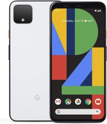 Google Pixel 4 6/64Gb Clearly White (Белый)