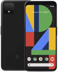 Google Pixel 4 XL 6/128Gb Just Black (Черный)